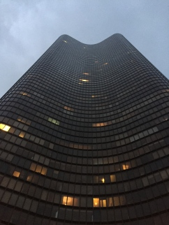 chicago building wow