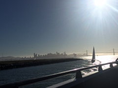 ferry ride from alameda